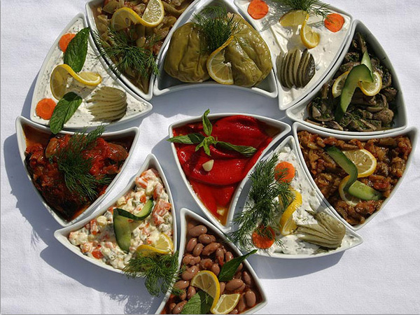 Top of turkey turkish cuisine local dishes and - Ary abittan cuisine turque ...