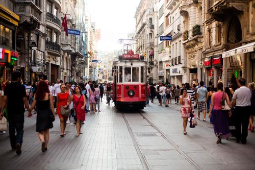 گردشگری در ترکیه