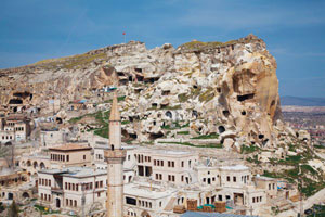 Towns and villages of Cappadocia